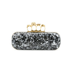 Alexander mcqueen knuckle clutch plexiglass 2?1509350585