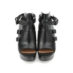 Giada Platform Wedge Sandals
