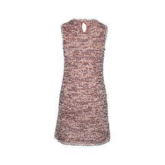 Chanel sleeveless knit dress 2?1509356977