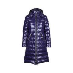 Moka Puffer Coat
