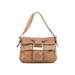 Hardware Detail Shoulder Bag