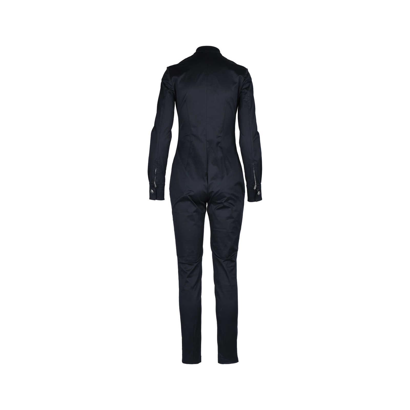 8eb9437176fea ... Authentic Second Hand Yves Saint Laurent Edition 24 Jumpsuit  (PSS-005-00033) ...