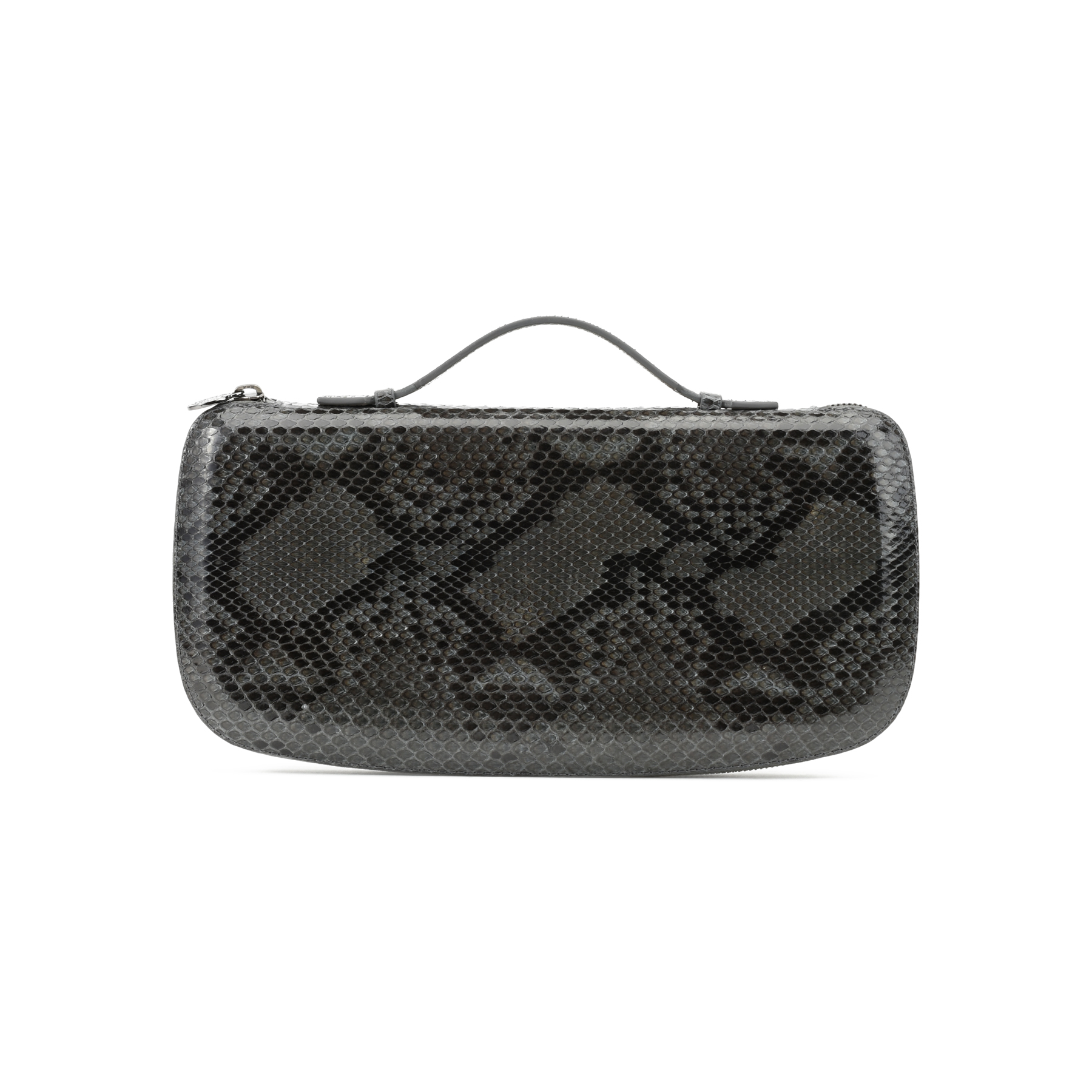 069c3637cd0 Authentic Second Hand Perrin Paris Jet Set Travel Clutch (PSS-145-00152) -  THE FIFTH COLLECTION