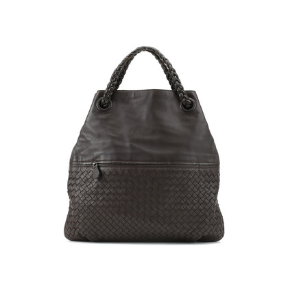 Authentic Second Hand Bottega Veneta Intrecciato Nappa Julie Bag (PSS-145-00158)