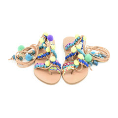 Mermaid Motel Gladiator Sandals