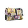 Chanel Patchwork Jumbo Flap Bag - Thumbnail 3