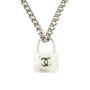 Chanel Spring Summer 2014 Padlock Necklace - Thumbnail 0