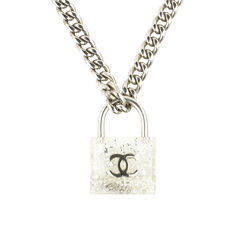 Spring/Summer 2014 Padlock Necklace
