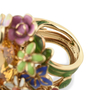 Dior Diorette Ring Yellow - Thumbnail 8