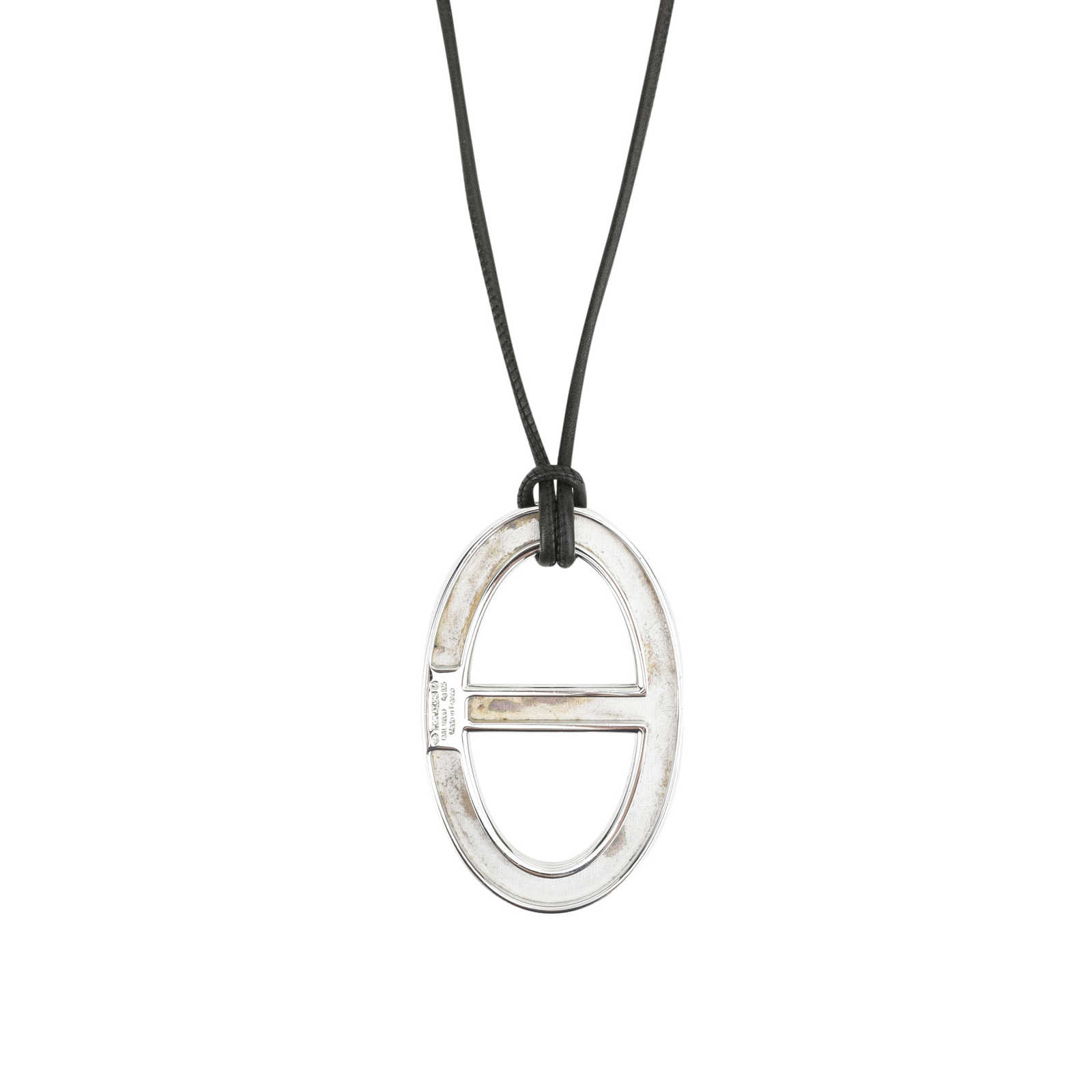 Second hand hermes chaine d ancre 24 pendant the fifth collection hermes chaine d ancre 24 pendant thumbnail 2 aloadofball Gallery