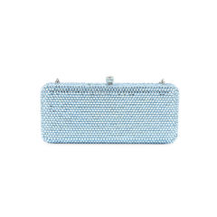 Unbranded tanzanite embellished clutch 2?1509615642