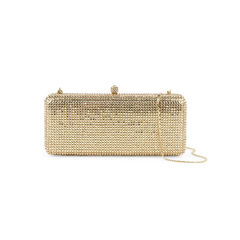 Tanzanite Embellished Clutch