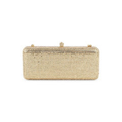 Unbranded tanzanite embellished clutch metallic 2?1509615747