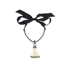 Lanvin pearl tassel necklace 2?1509615901