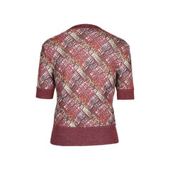 Missoni short sleeve sweater 2?1509940081