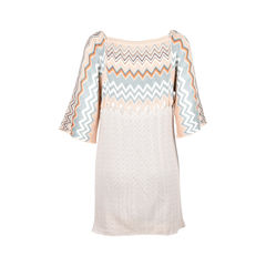 Missoni crochet knit shift dress 2?1509940849
