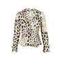 Authentic Second Hand (unbranded) Leopard Print Top (PSS-377-00037) - Thumbnail 0