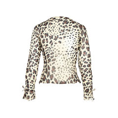 Unbranded leopard print top 2?1509941201