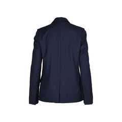 Stella mccartney navy blazer 2?1510194088