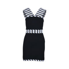 Braided Bandage Dress
