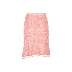 Missoni crochet knit straight skirt 2?1510194207
