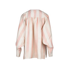 Chloe embroidered striped blouse 2?1510194633
