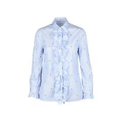 Rose Fil Coupé Shirt