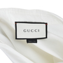 Authentic Second Hand Gucci Ruffled Sleeve Shirt (PSS-051-00222) - Thumbnail 3