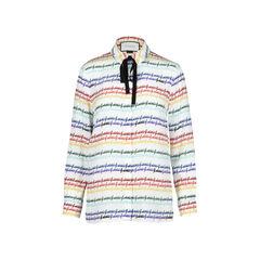 Gucci-Print Silk Shirt