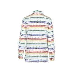 Gucci gucci print silk shirt 2?1510195201