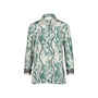 Gucci Embellished Printed Silk Crepe De Chine Shirt - Thumbnail 0