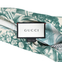 Gucci Embellished Printed Silk Crepe De Chine Shirt - Thumbnail 4