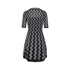 M missoni two tone knit dress 2?1510196038