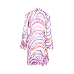 Diane von furstenberg persa abstract wrap dress 2?1510633139