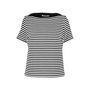 Authentic Second Hand T by Alexander Wang Knitted Striped Top (PSS-145-00145) - Thumbnail 0