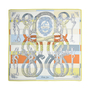 Authentic Pre Owned Hermès Della Cavalleria Cashmere Blend Scarf (PSS-145-00139) - Thumbnail 1
