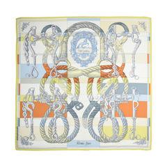 Hermes della cavalleria cashmere blend scarf 2?1510633894