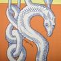 Hermes Della Cavalleria Cashmere Blend Scarf - Thumbnail 5