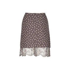 Lolita lempicka polka dot lace skirt 2?1510636793