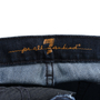 Authentic Second Hand 7 for all Mankind Rhinestone Straight Cut Jeans (PSS-071-00135) - Thumbnail 3