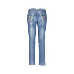 Dolce gabbana floral embroidery pocket jeans 2?1510717233