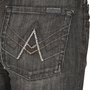 Authentic Second Hand 7 for all Mankind A Pocket Bootcut Jeans (PSS-071-00142) - Thumbnail 2