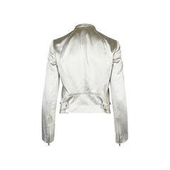 Dkny silver bomber jacket 2?1510717463