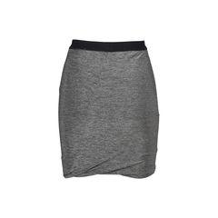Alexander wang assymetrical wrap skirt 2?1510717481