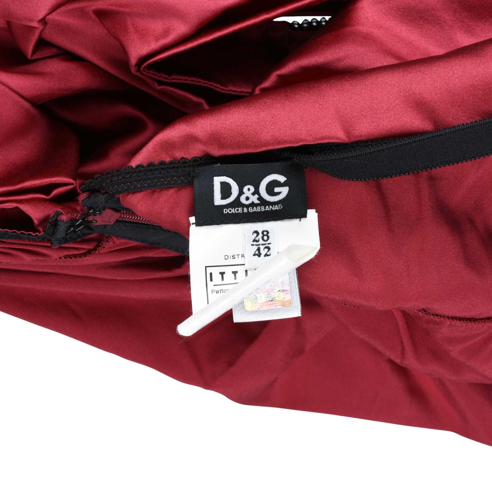30e6c9abffbb ... Authentic Second Hand Dolce   Gabbana Bodycon Slip Dress (PSS-148-00020)