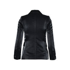 Gucci sparkling black blazer 2?1510825073