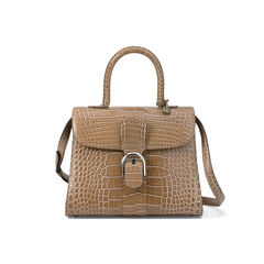 Brillant Crocodile Satchel