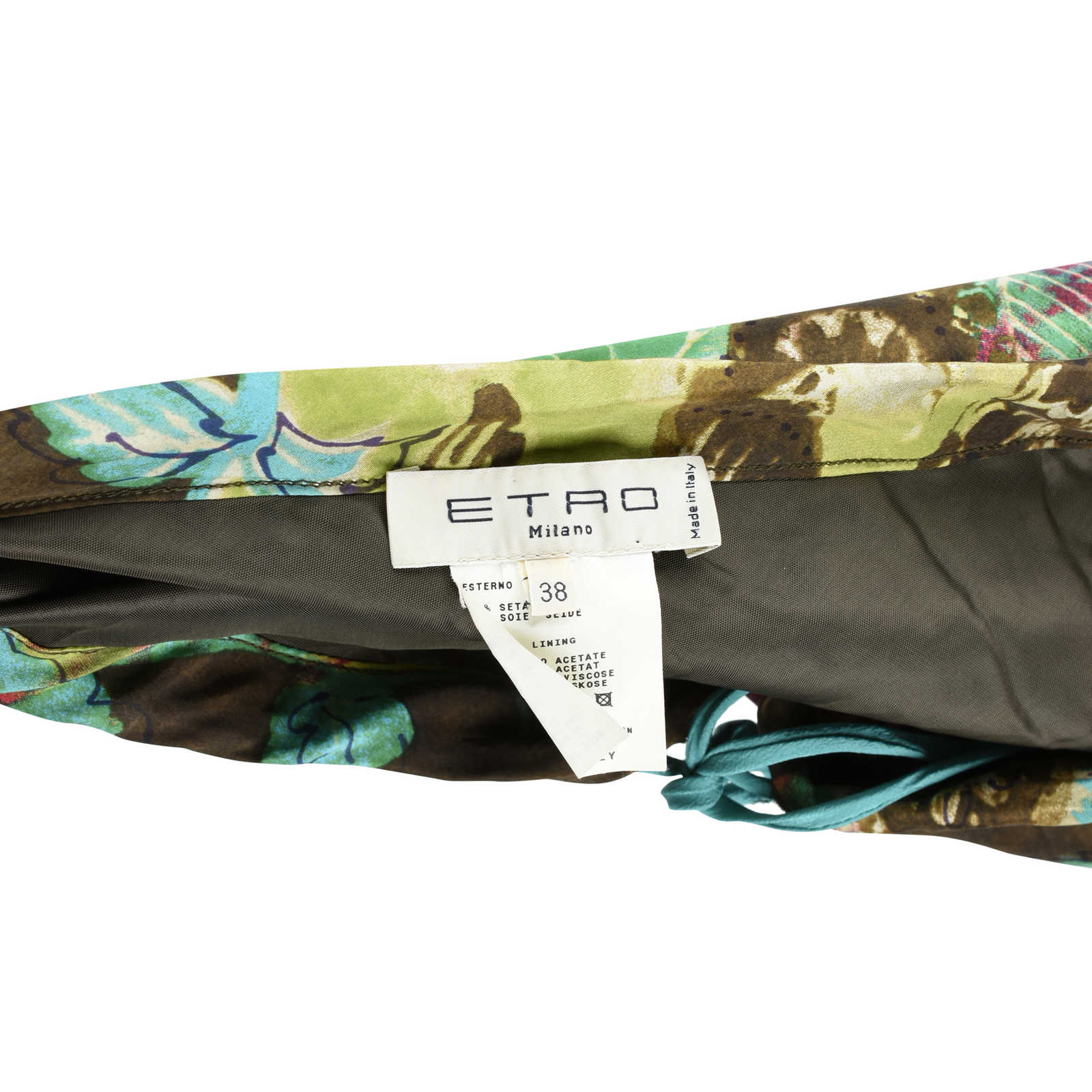 ab6f10d3c4 ... Authentic Second Hand Etro Printed Ruffle Maxi Skirt (PSS-049-00032) -