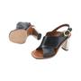 Authentic Second Hand Céline Criss Cross Sandal (PSS-393-00023) - Thumbnail 1