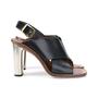 Authentic Second Hand Céline Criss Cross Sandal (PSS-393-00023) - Thumbnail 3